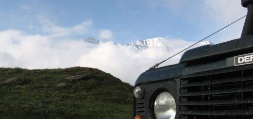 Französisch-Italienische Alpen 2012 - Lac de Mont Cenis