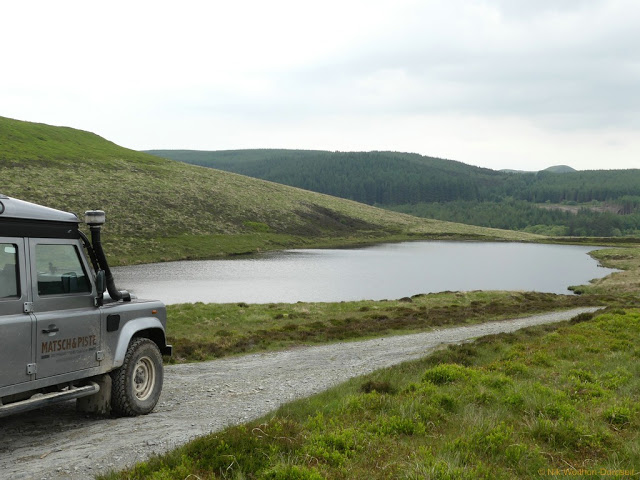 Green Laning in Wales 2016