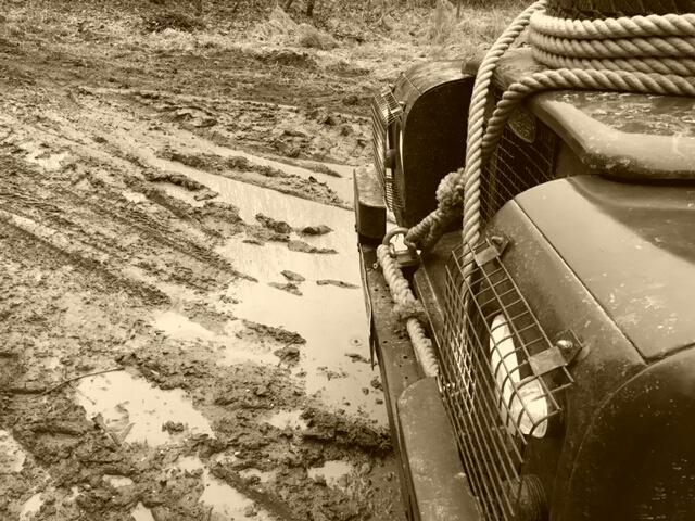 Land Rover Serie IIa