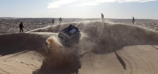 Sahara-Extrem Tunesien, 2017