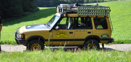 Discovery I Camel Trophy Auswahl