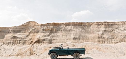Land Rover Serie IIa © Doreen Kühr