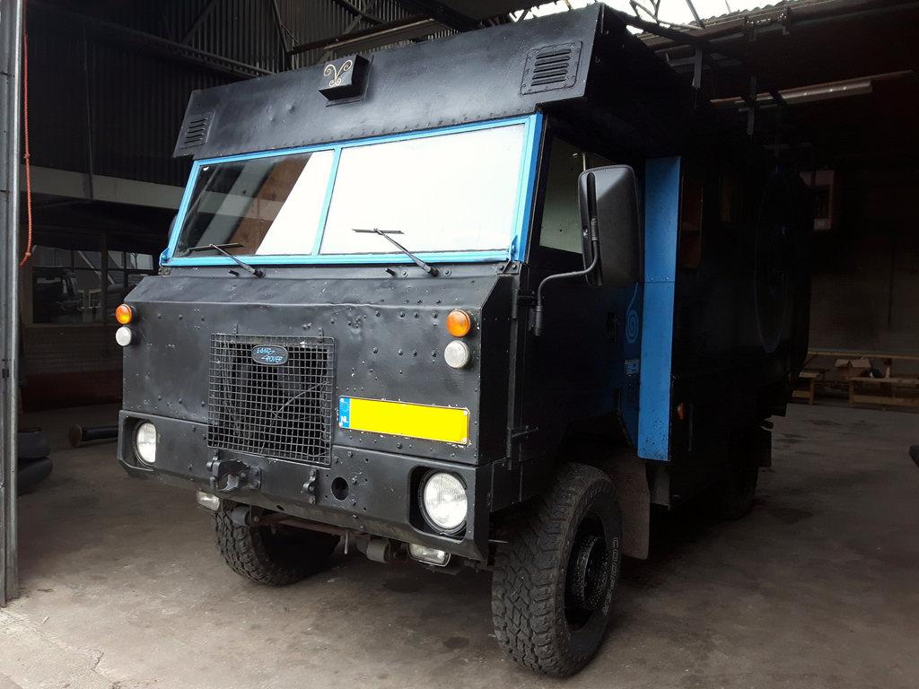 Land Rover FWC 101 Ambulanz