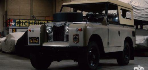 Land Rover Serie IIa - © Petrolicious