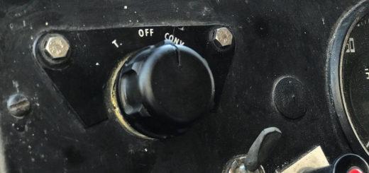 101 FWC - Da ist er! Und er funktioniert wieder.