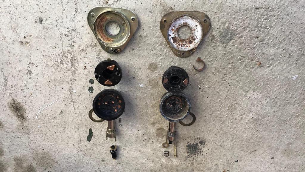 101 FWC - Aus zwei mach eins. Die besten Teile von beiden machen einen intakten Schalter.