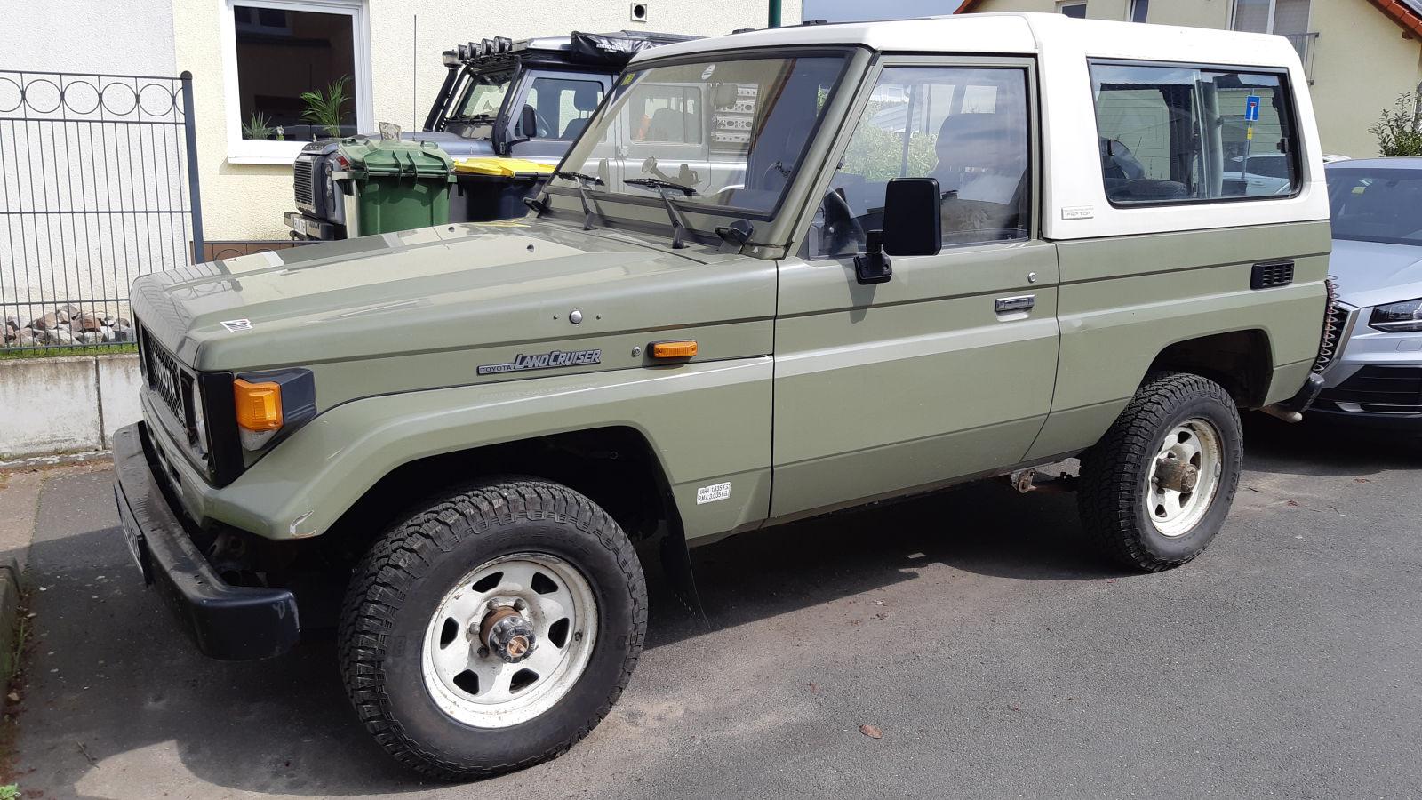 Toyota BJ73