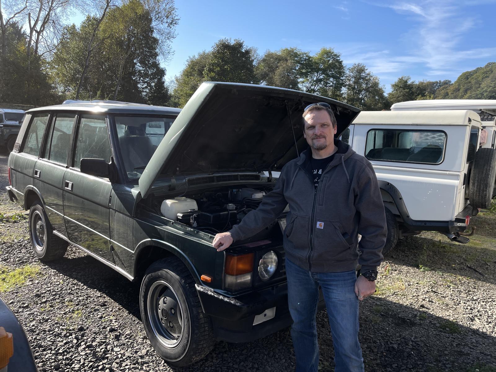 Der neue Range Rover Classic.